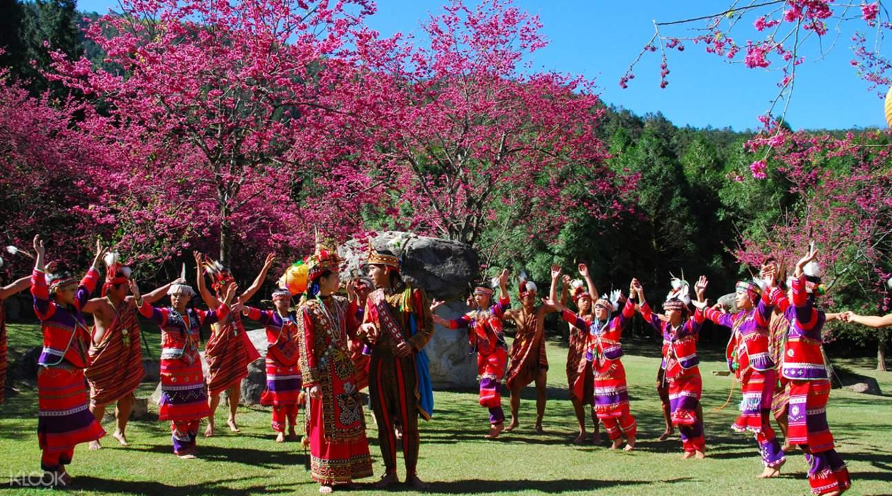 Formosan Aboriginal Culture Village Day Trip