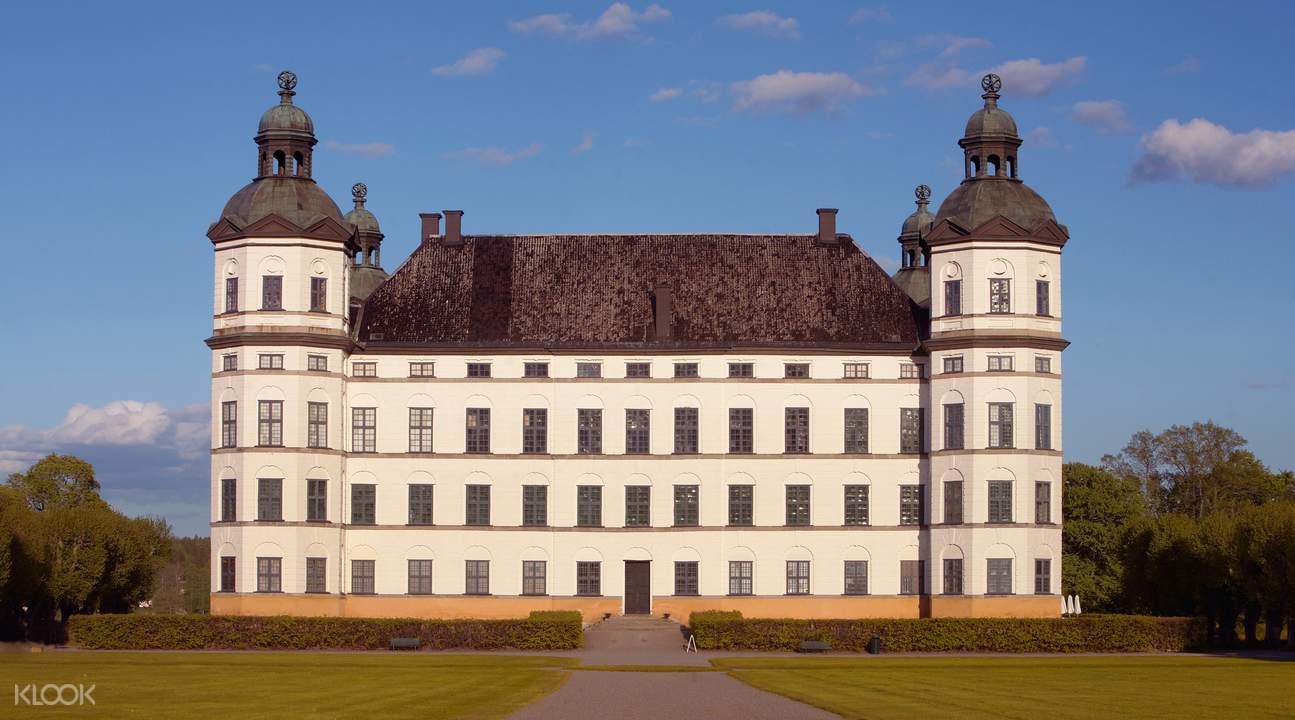 斯庫克洛斯特城堡建築外觀