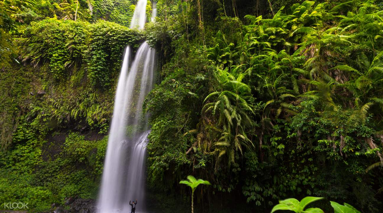 Lombok waterfalls tour