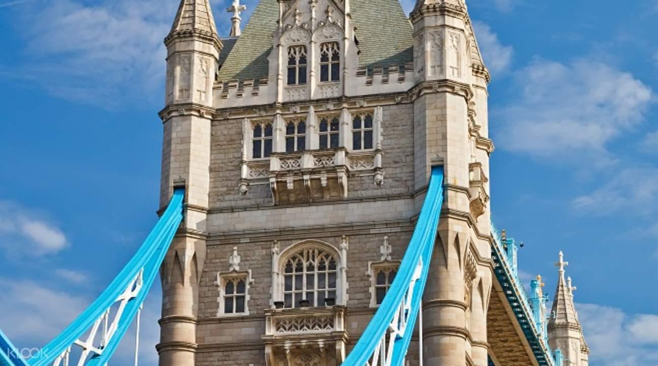 伦敦塔桥门票优惠