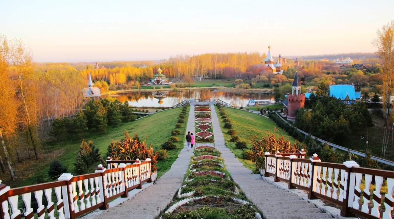 哈爾濱伏爾加莊園