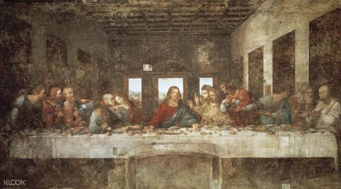 guided walking tour milan with the last supper
