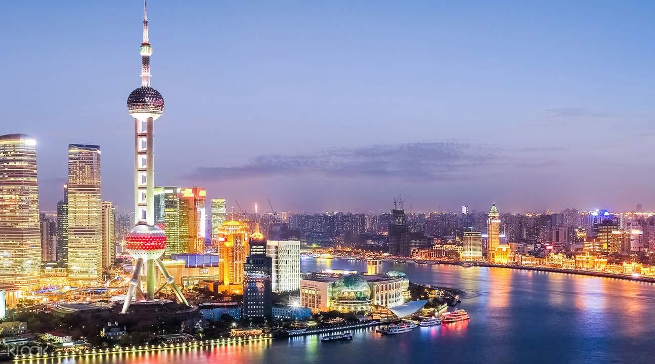上海東方明珠塔門票