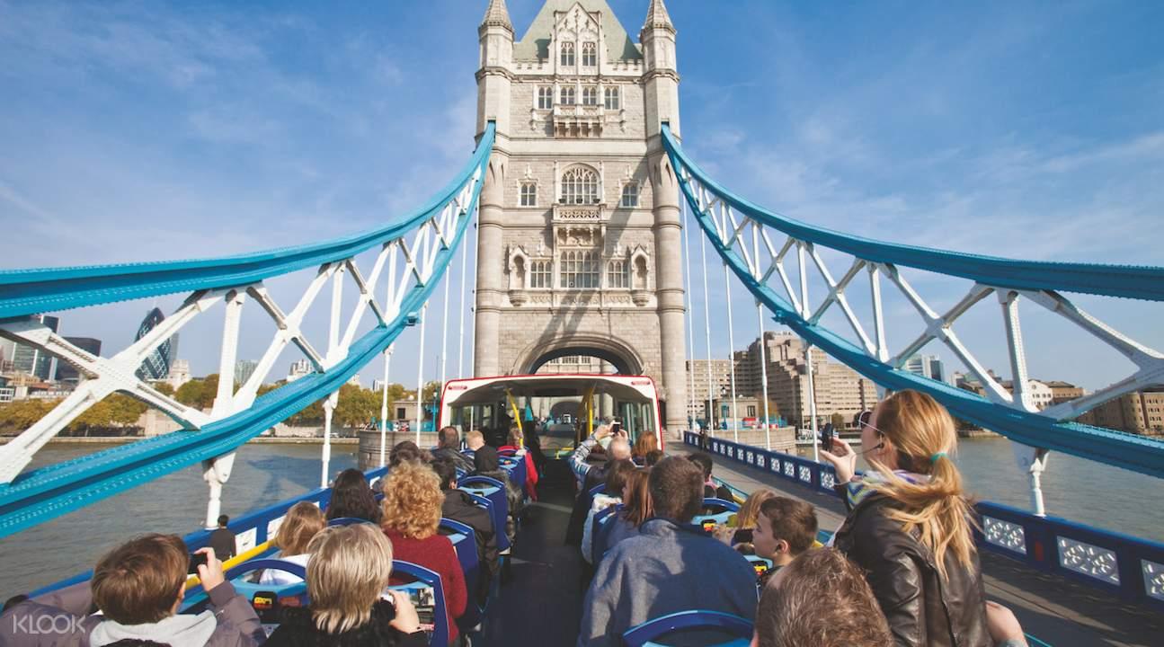 伦敦City Sightseeing巴士