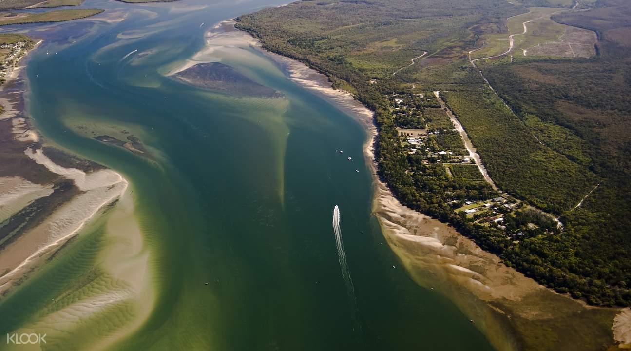陽光海岸摩頓灣