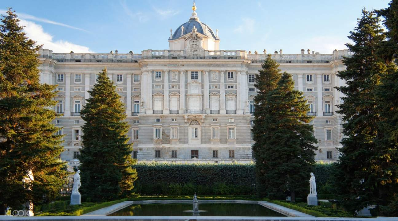 tours to the royal palace of madrid