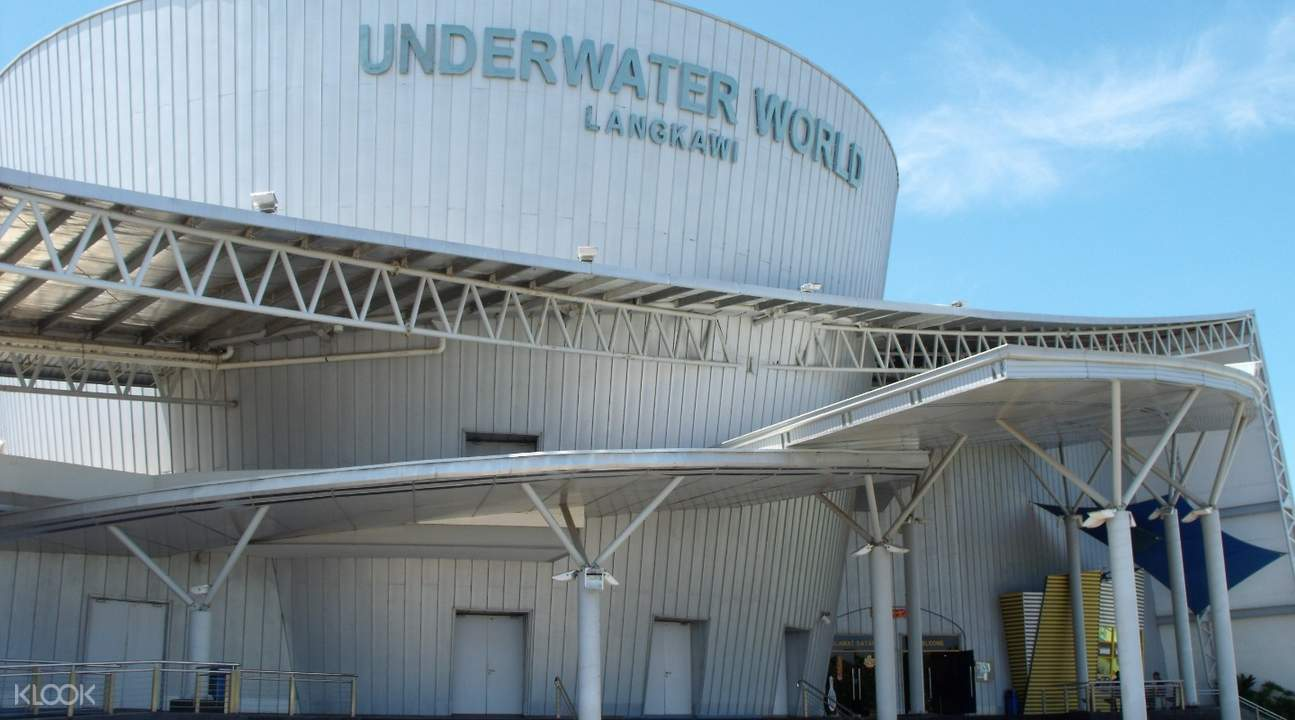 Langkawi Underwater World Admission Ticket in Malaysia
