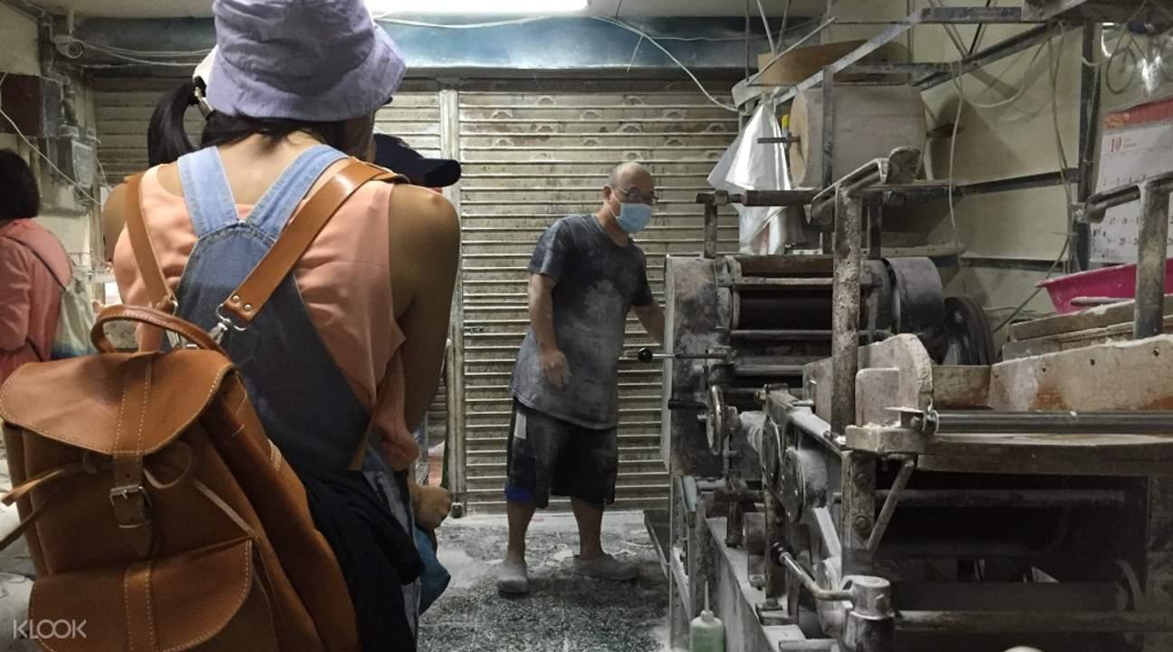 台中舊城美食文化導覽