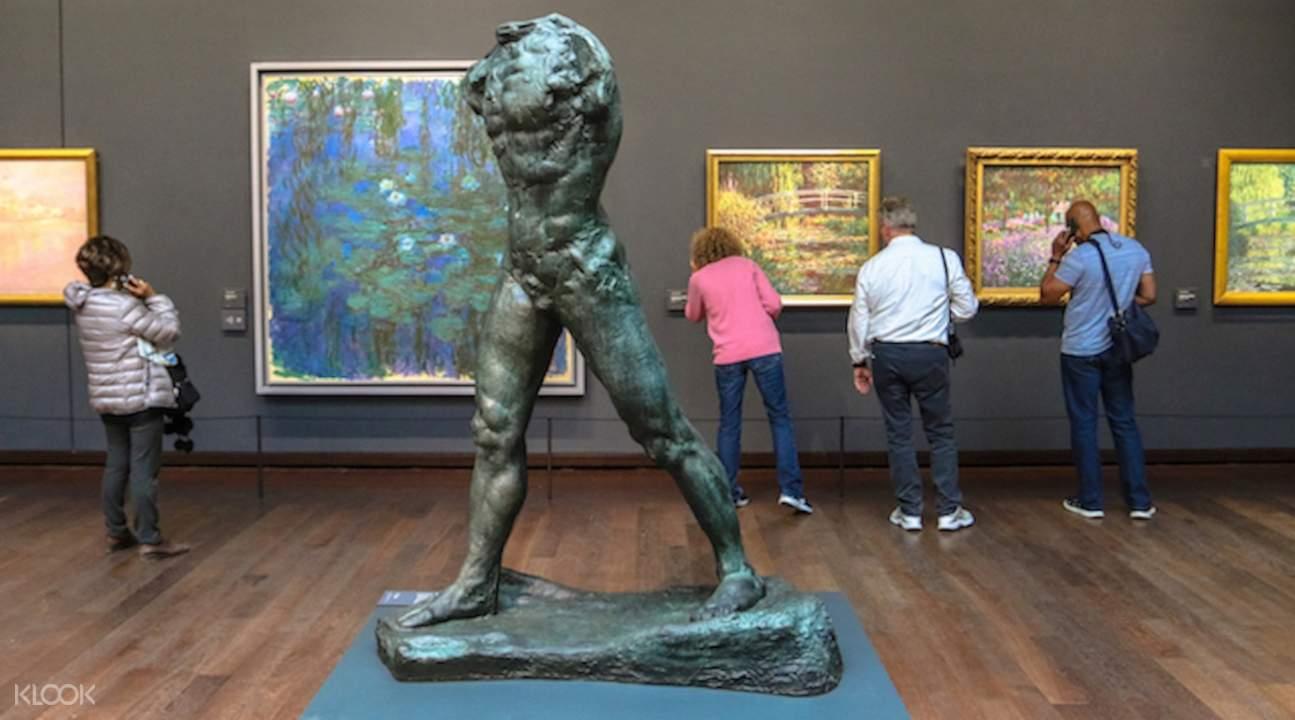 奧賽美術館館藏作品,巴黎市區景點推薦,奧賽美術館門票,巴黎自由行