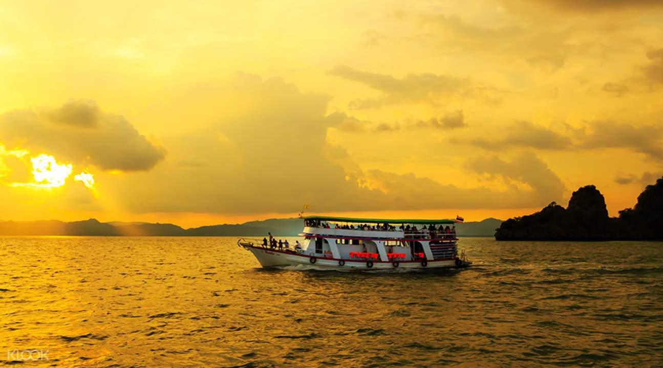 phang nag bay tour