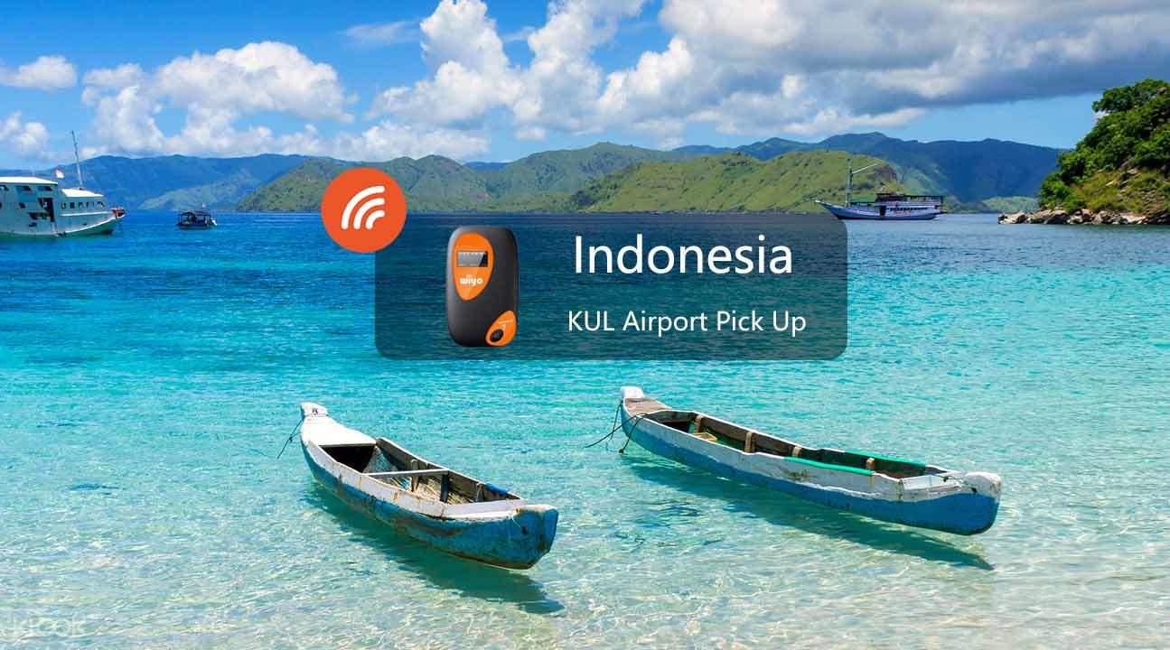 印尼3GWiFi租赁