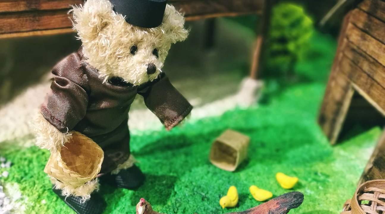 檳城泰迪熊博物館