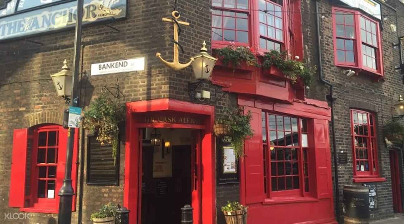 伦敦酒吧步行导览