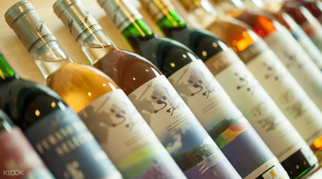 北海道富良野紅酒工廠