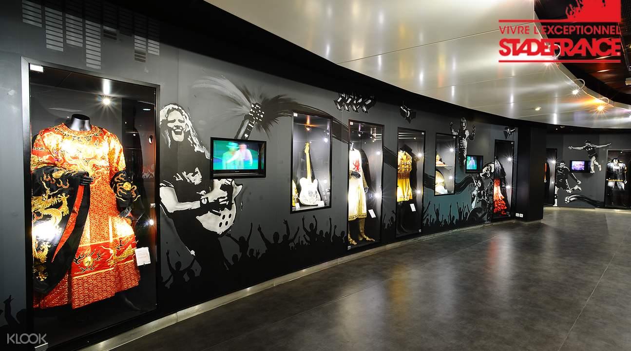 stade de france museum