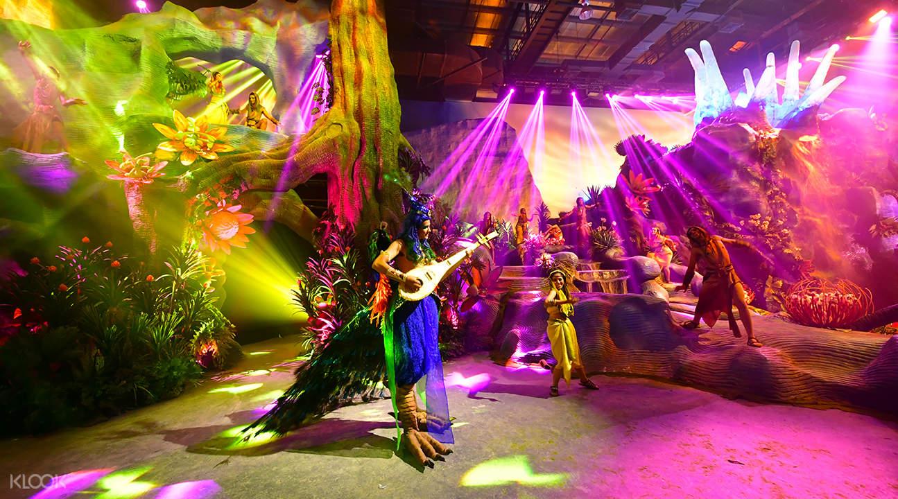 himmapan avatar show tickets