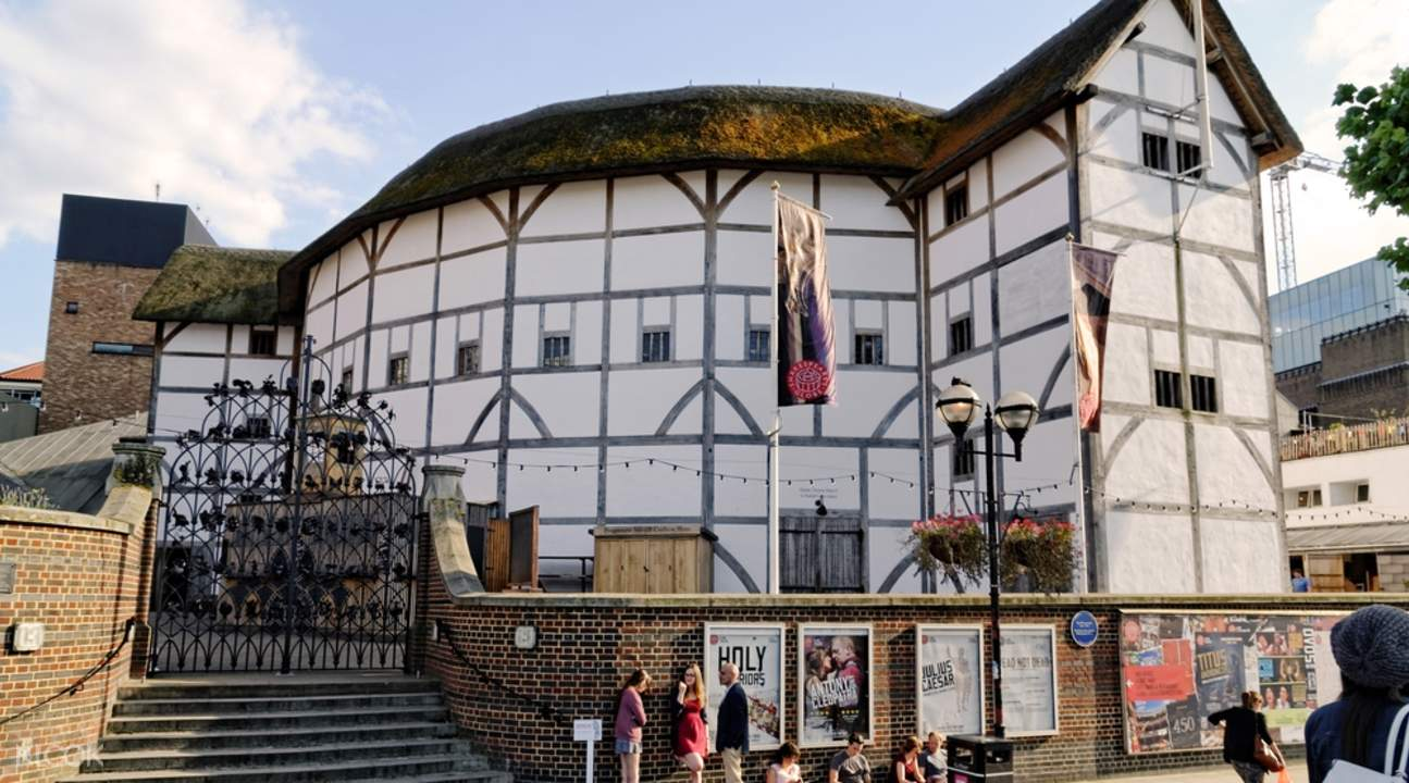 shakespeare globe theatre ticket