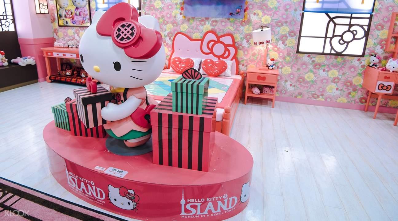 首尔 Hello Kitty Island