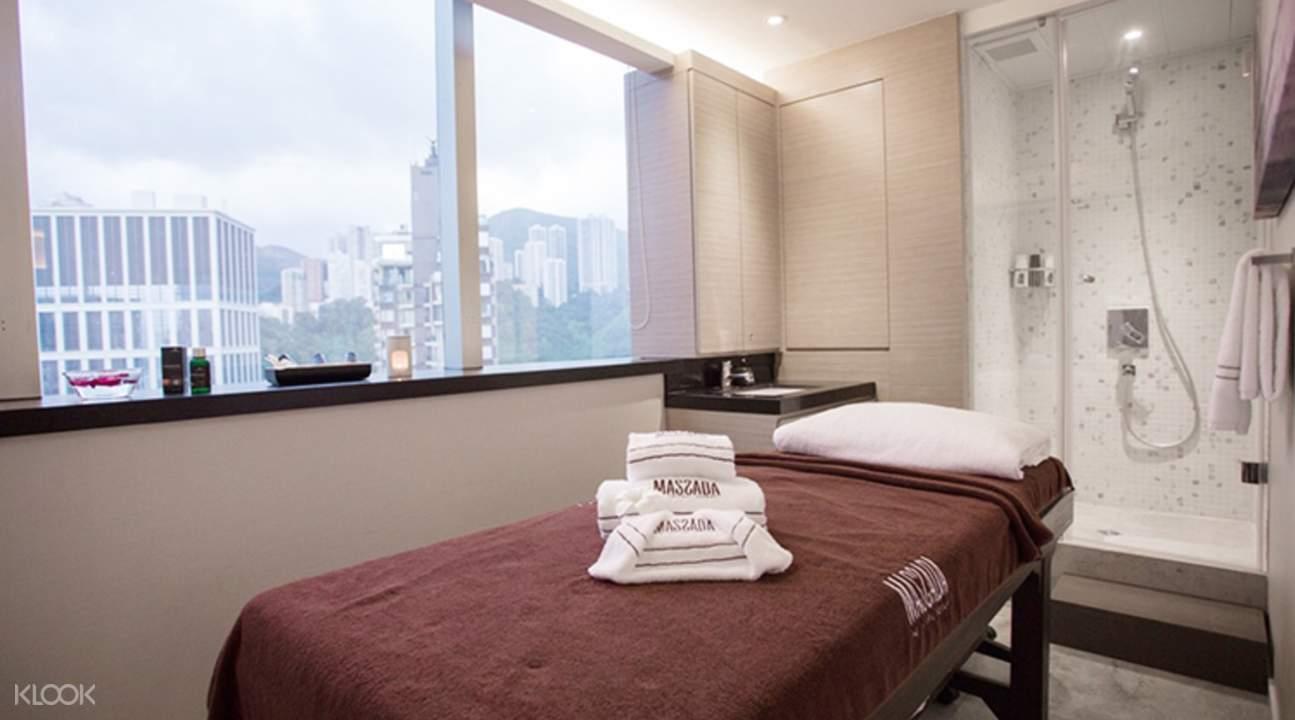 香港Massada Spa護理 & 按摩體驗