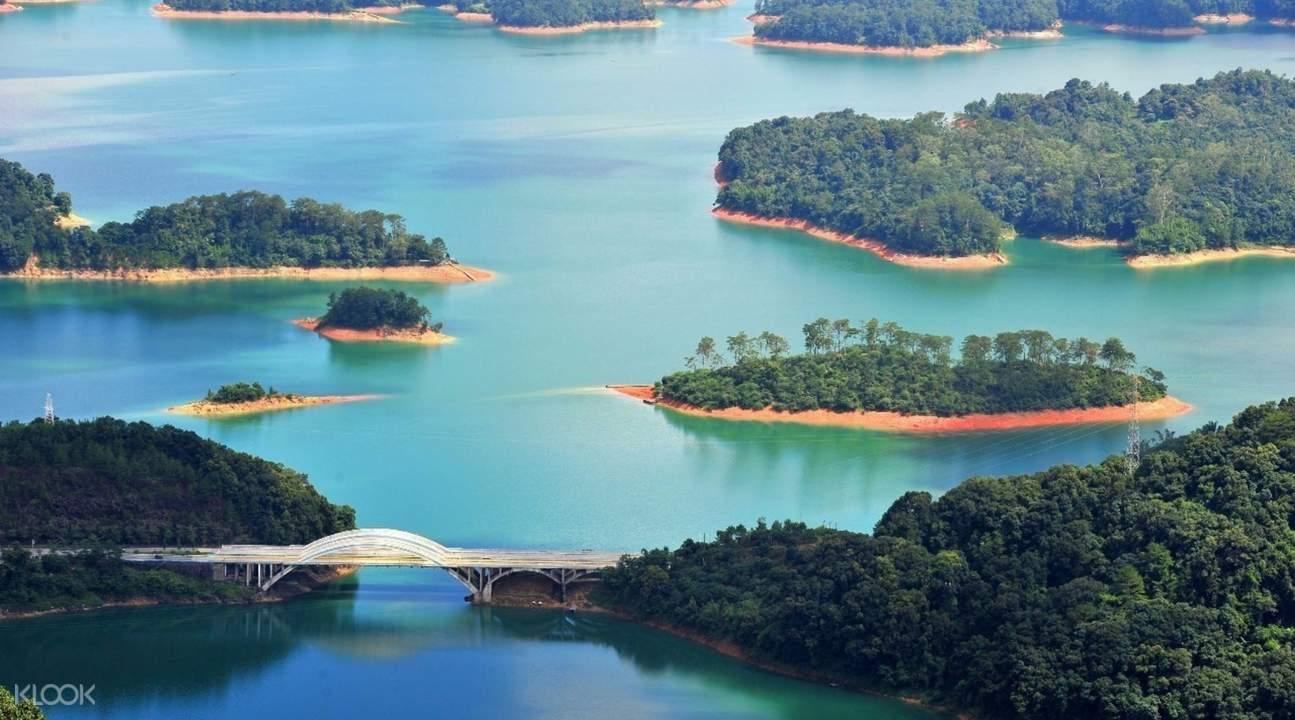 广州流溪河国家森林公园