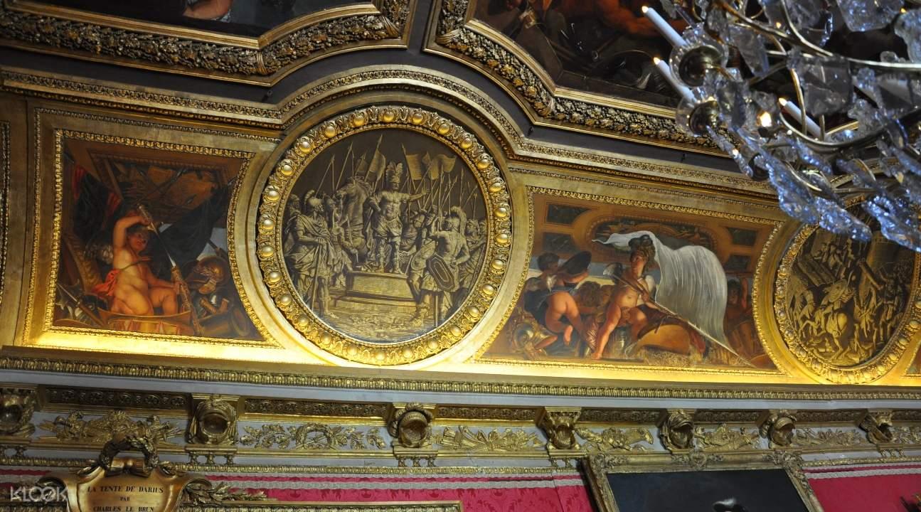 凡爾賽宮免排隊導覽