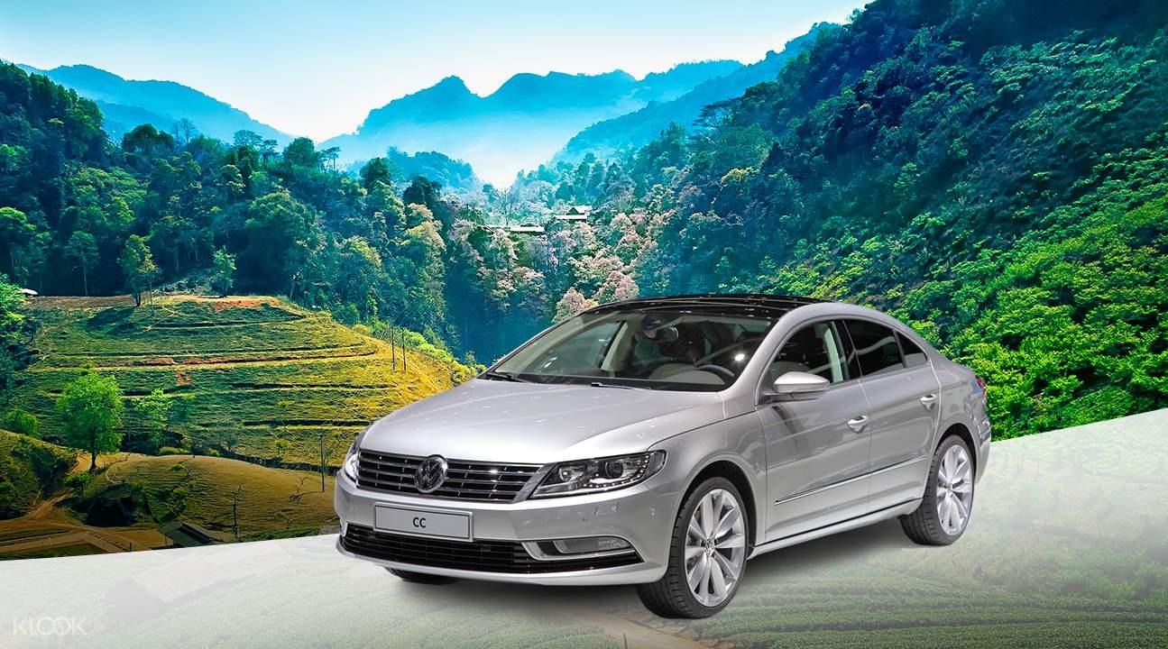 中文司机 清迈包车游览