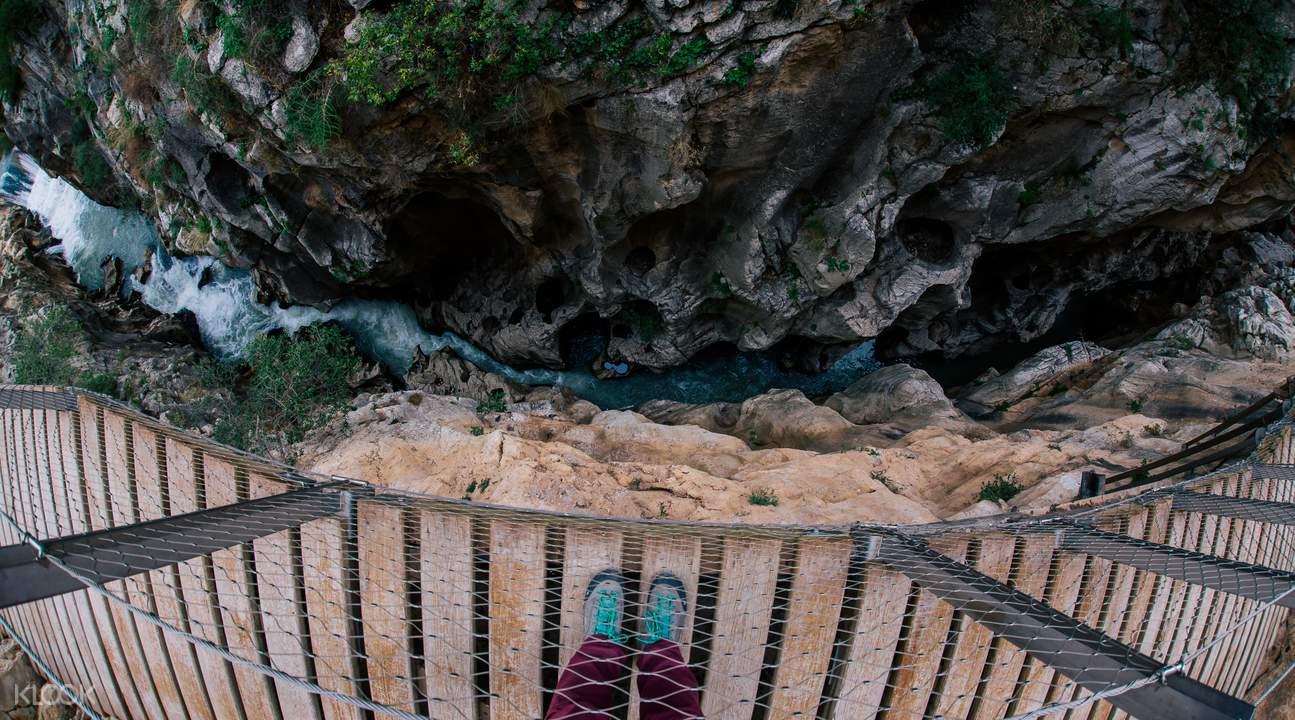Caminito Del Rey travel