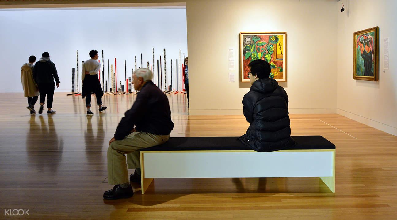 museum tour Te Papa