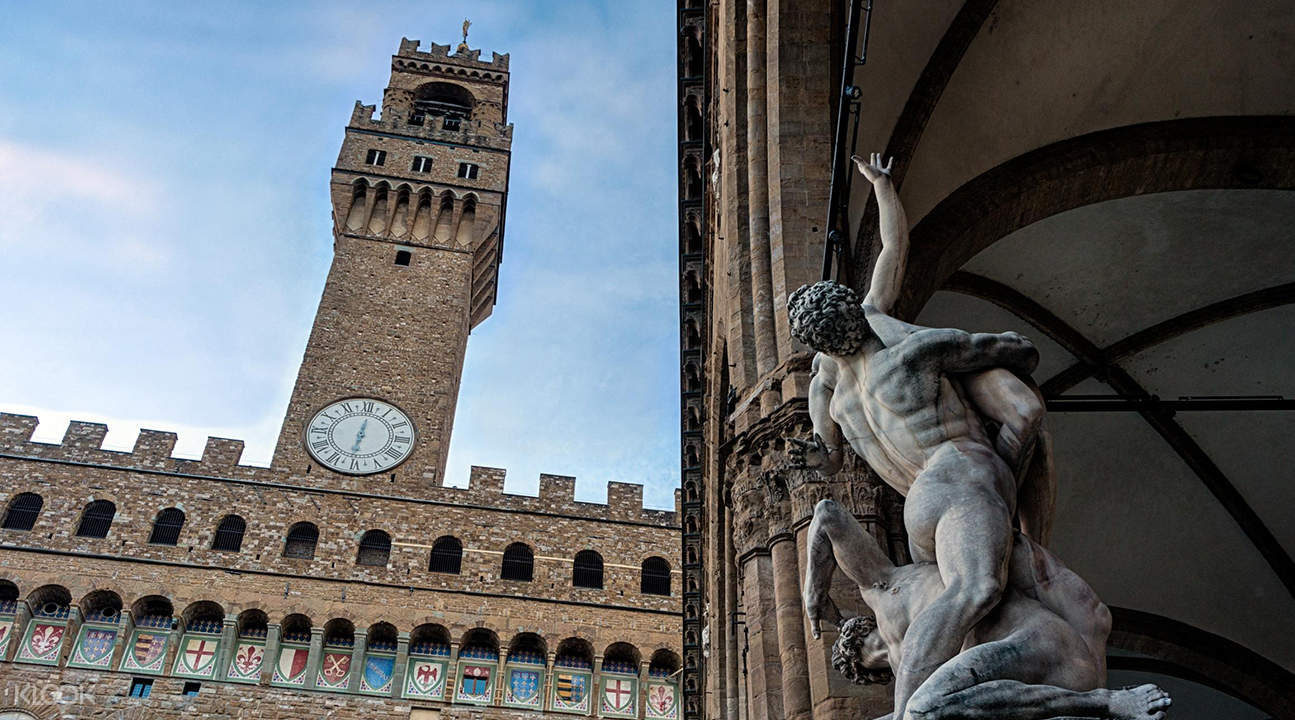 private guided tour florence
