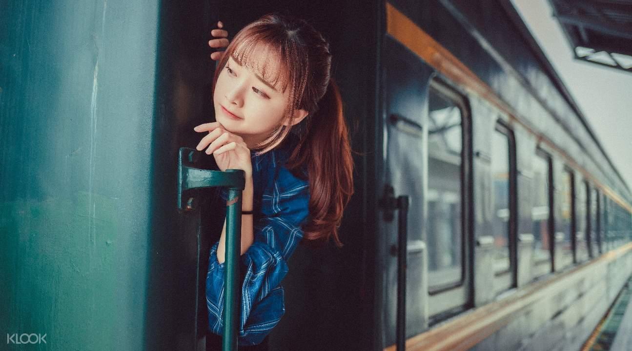 重庆旅行跟拍个人