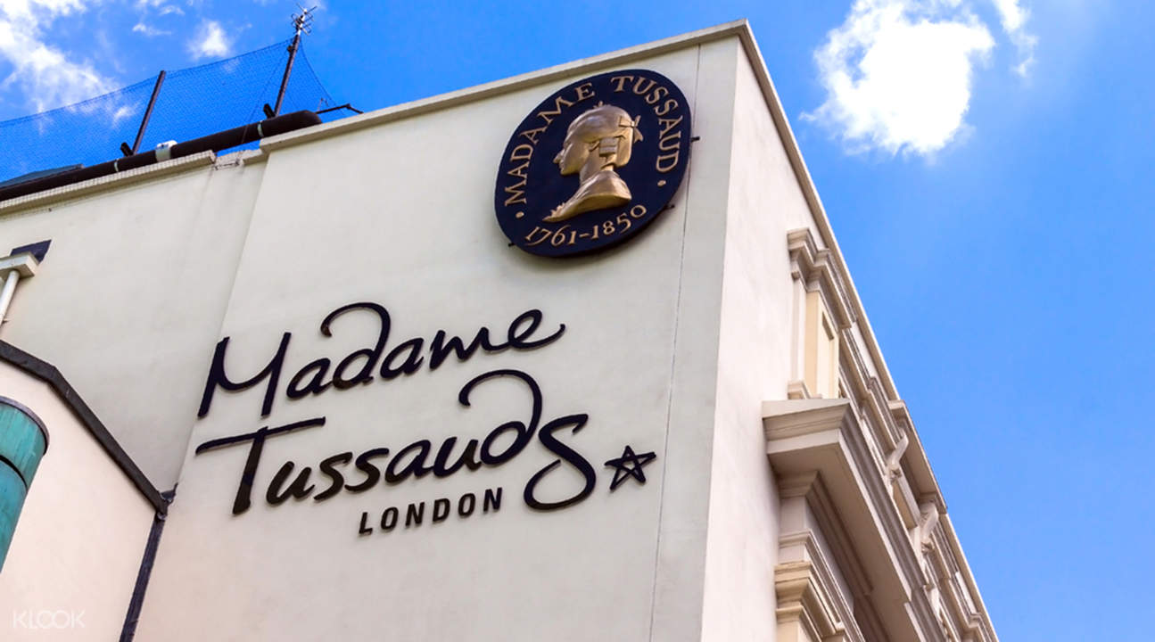 madame tussauds london tickets