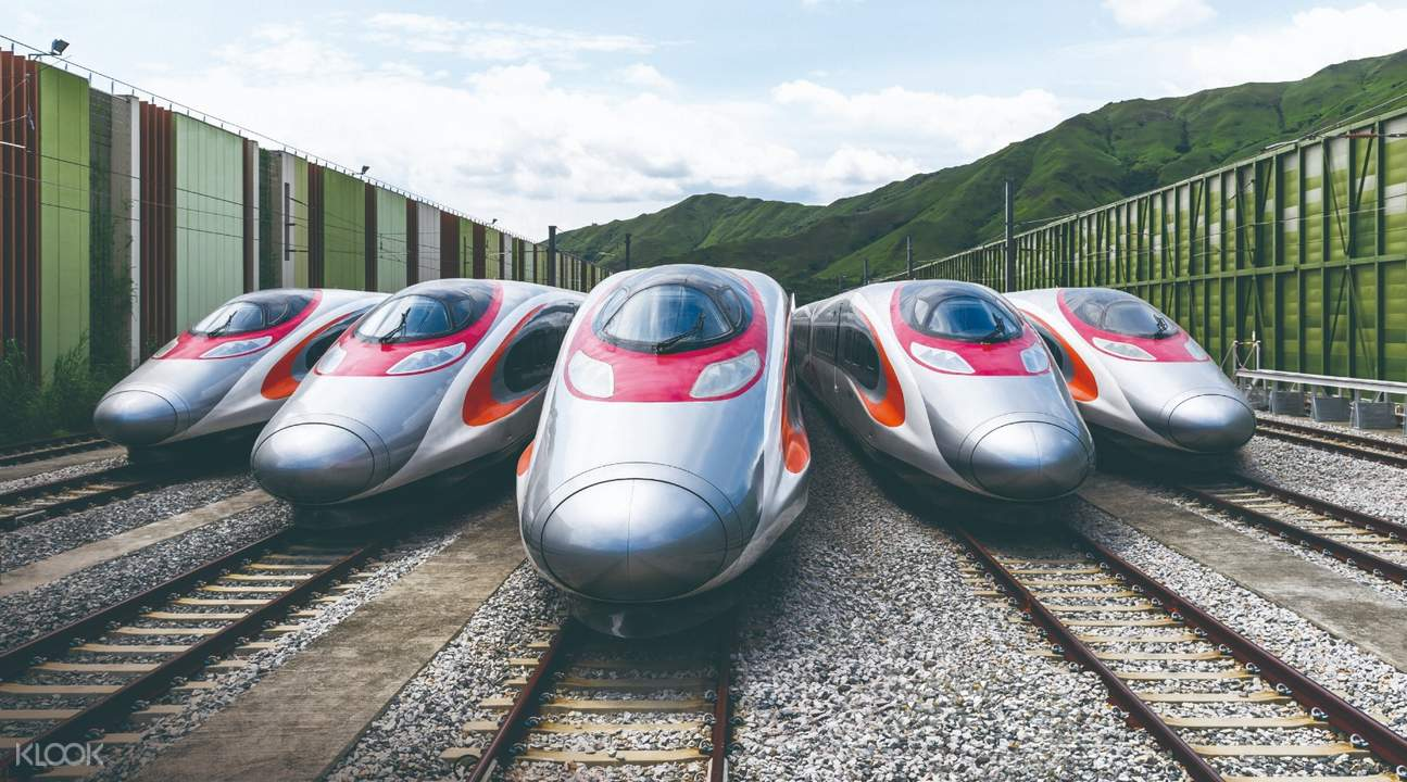 香港/廣東高速鐵路