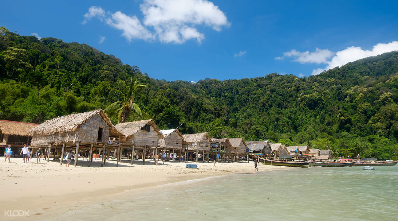 moken village surin islands tour