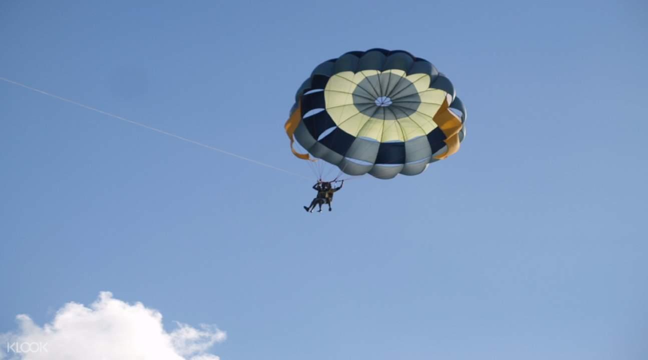 鹿島滑翔傘