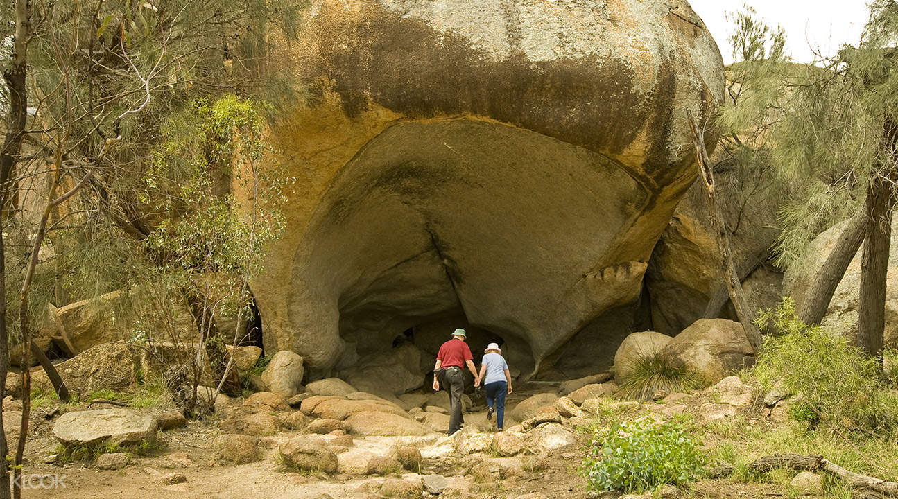Mulka's Cave, Australia