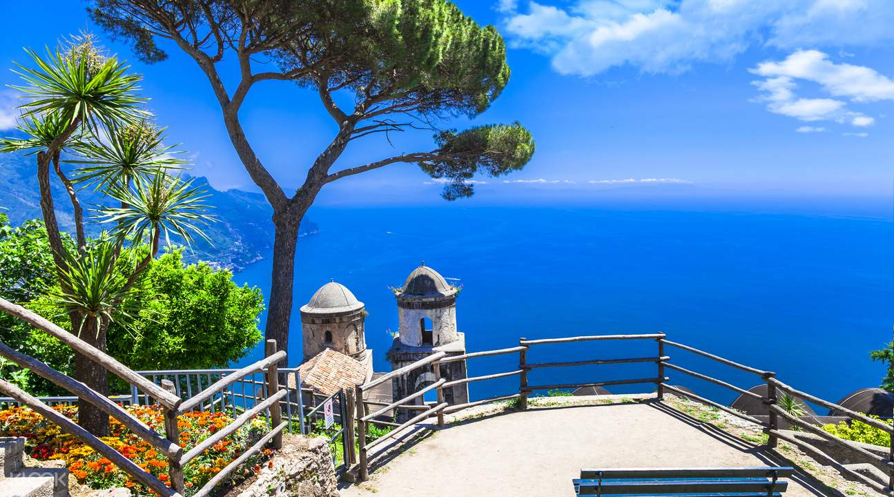 Rome to Amalfi Coast Day Excursion