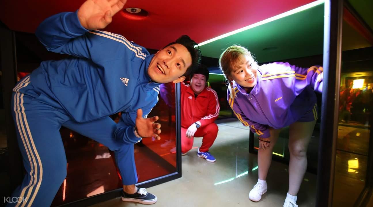 首尔Running Man主题体验馆一日门票