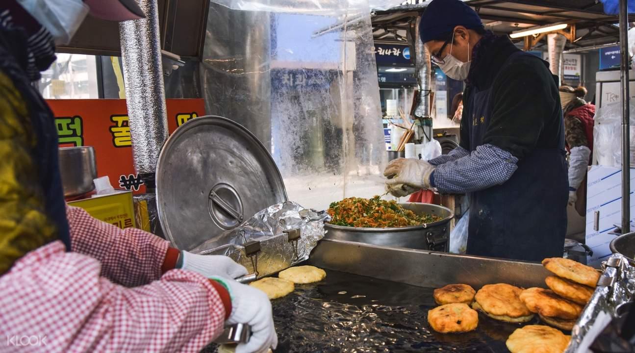 韩国街头美味寻踪