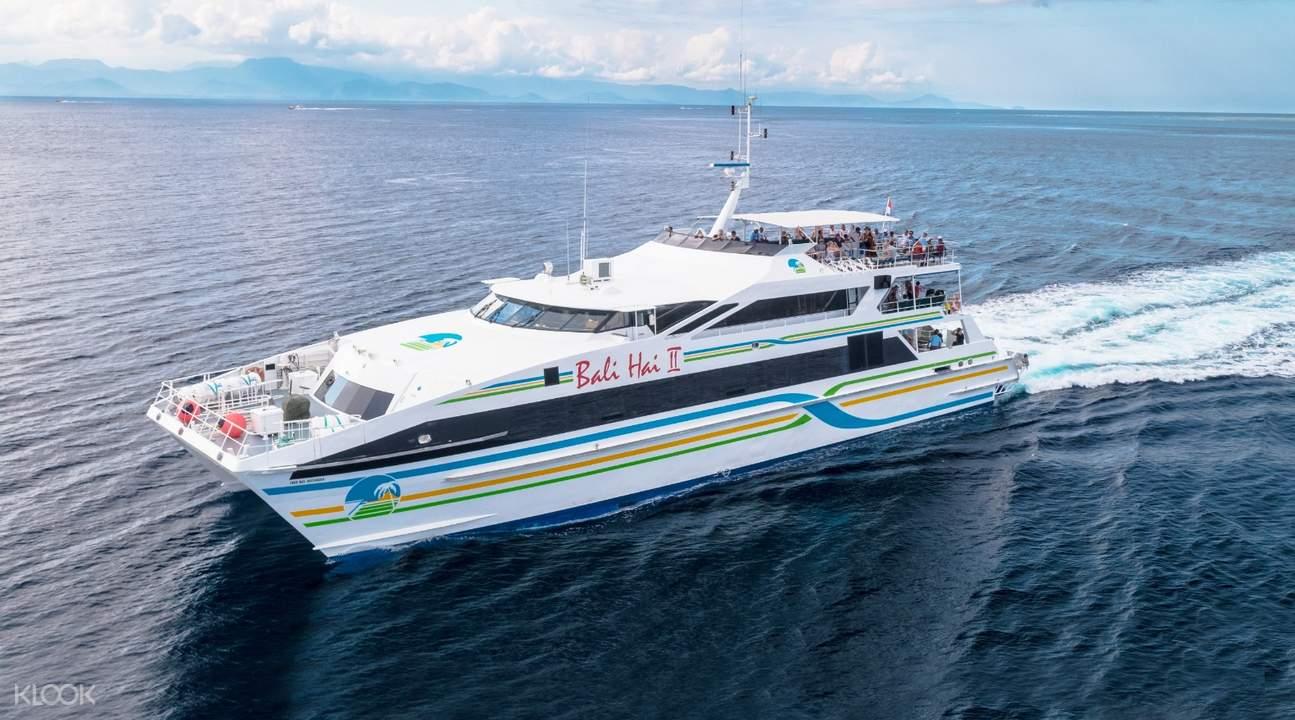 Bali Hai cruise