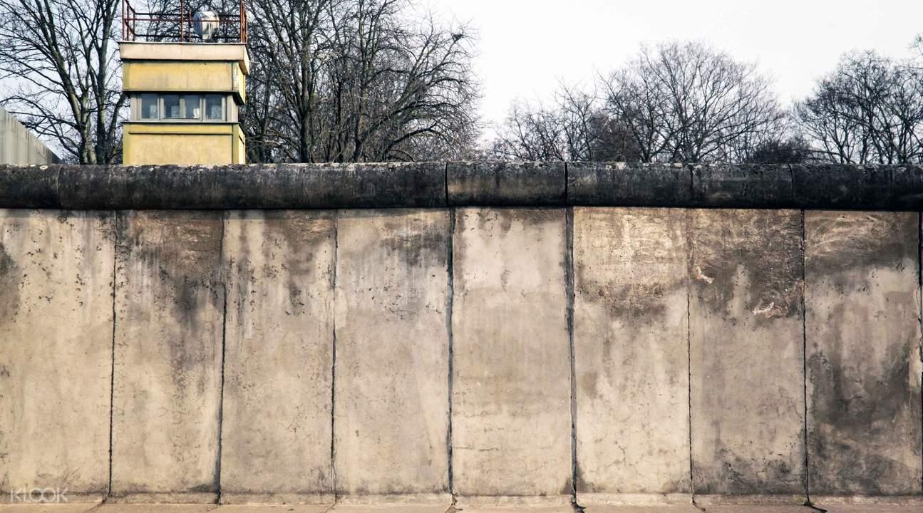 德國東柏林半日遊 柏林圍牆紀念館