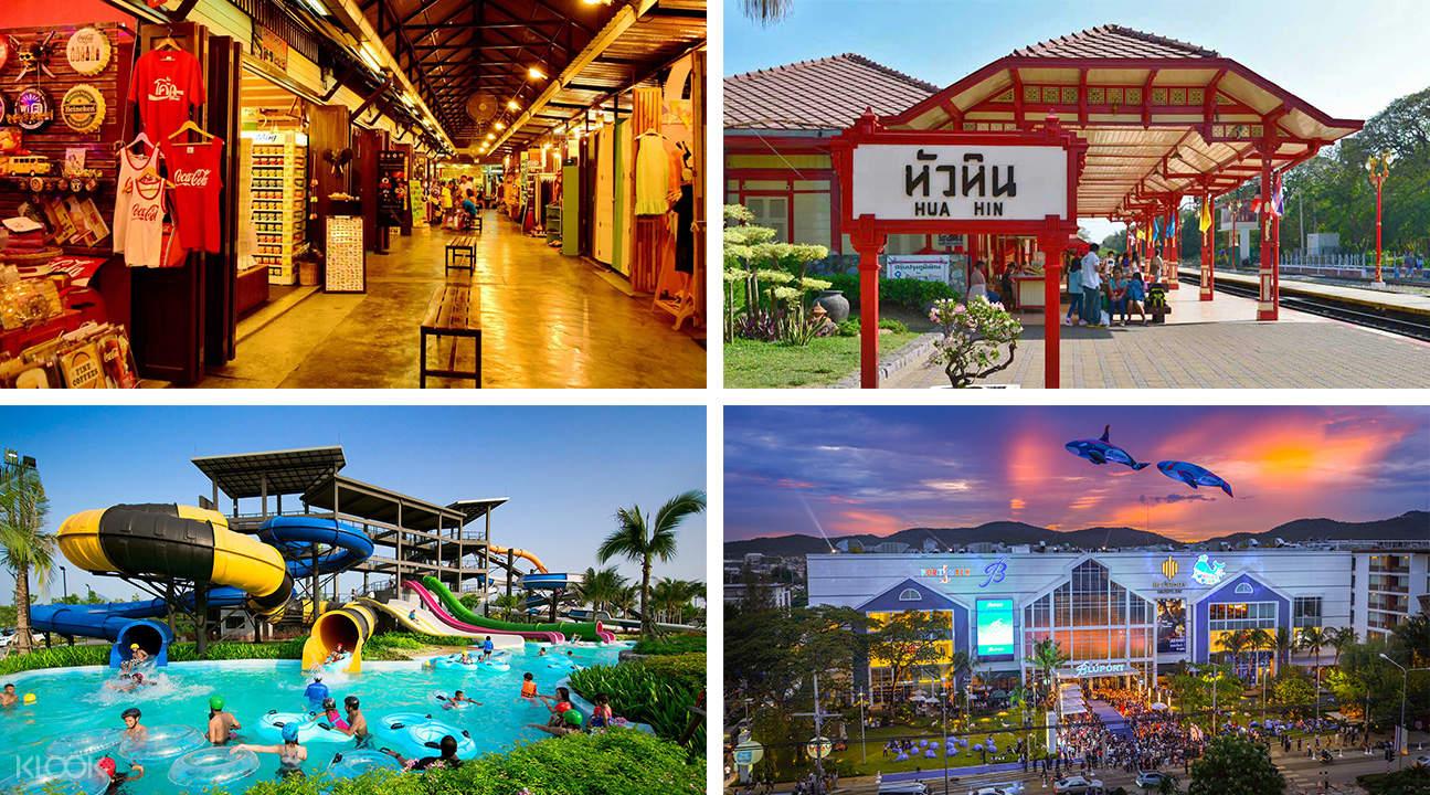 Hua Hin attractions