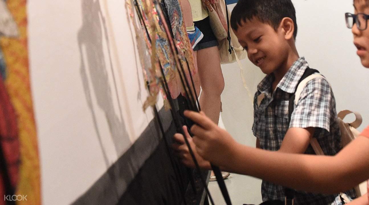 新加坡馬來傳統文化館