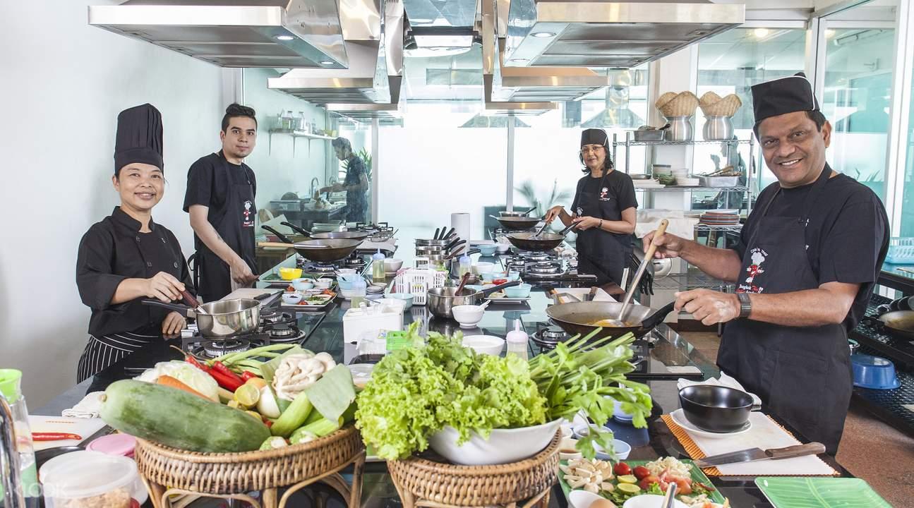 泰国菜教学
