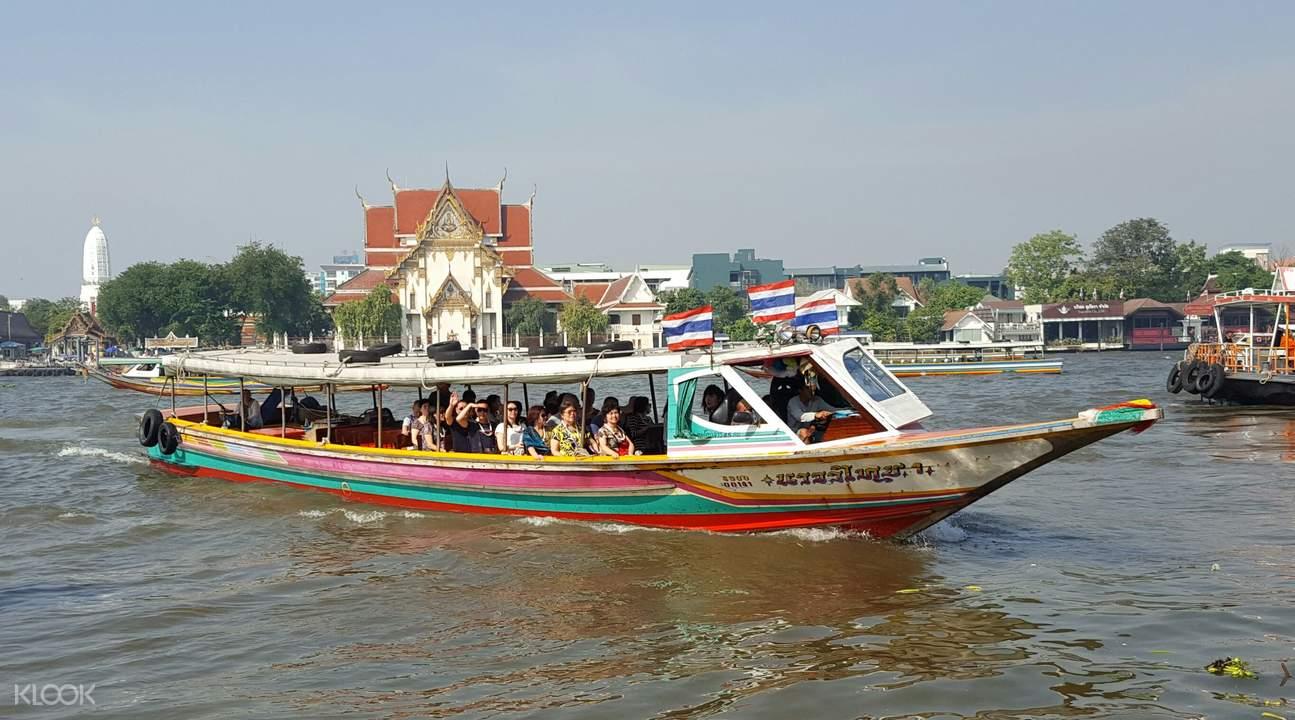Bangkok Chao Phraya cruise