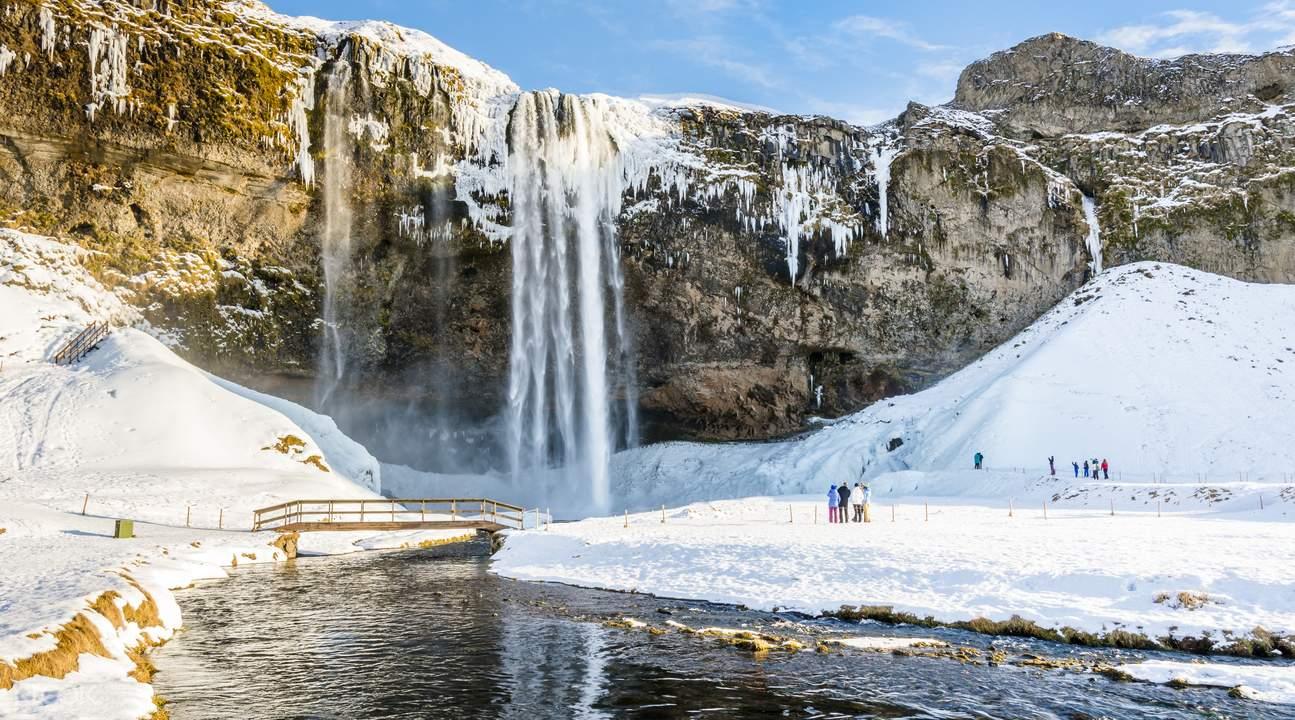 冰岛南岸观光 两日游