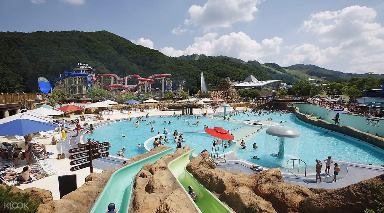 Ocean World Water Park