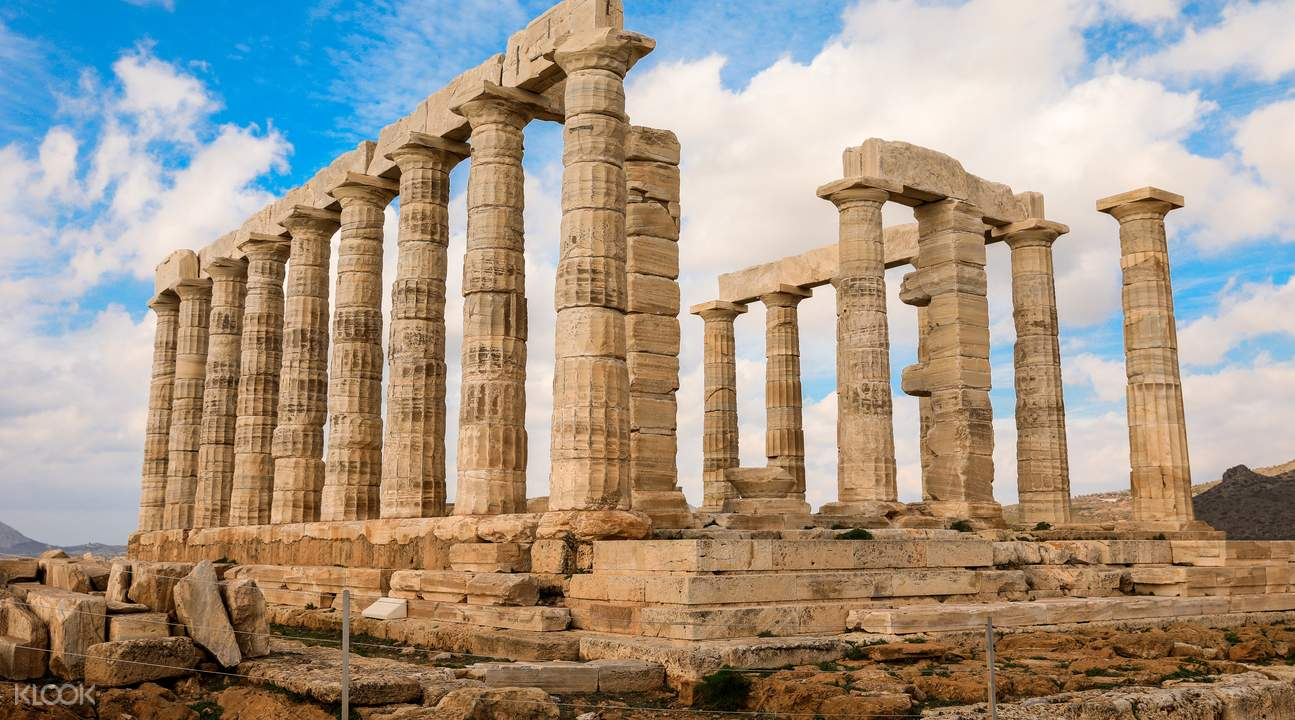 cape sounio athens