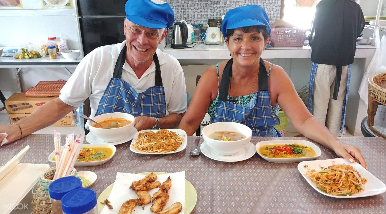 普吉岛泰式美食烹饪课
