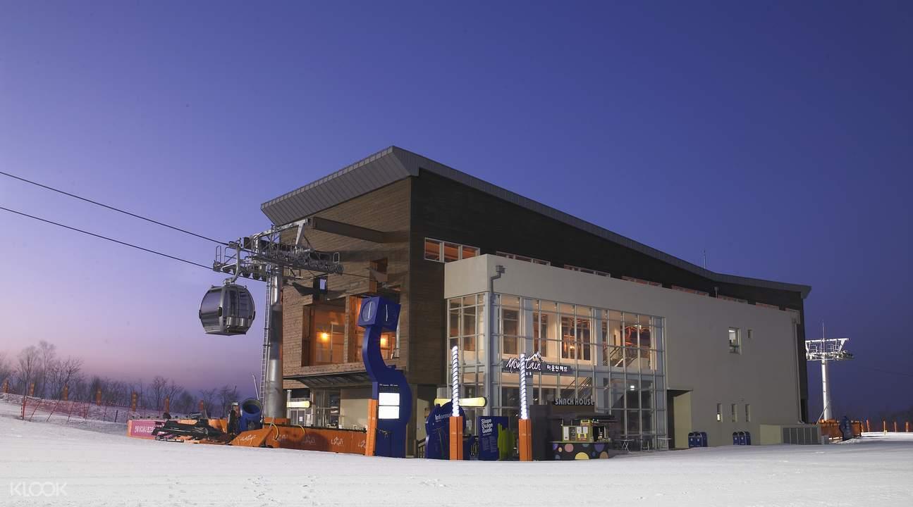 high one 滑雪场