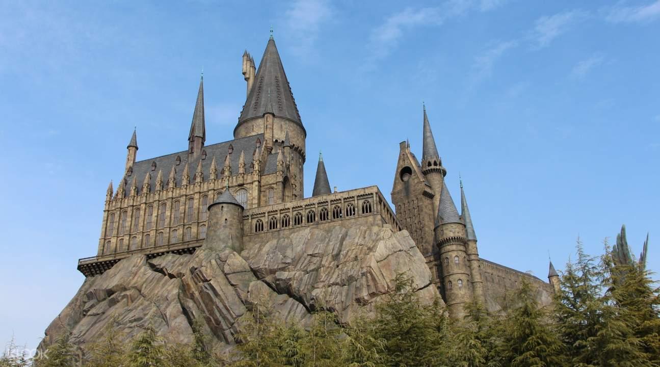 universal orlando hogwarts castle